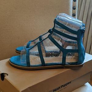 Hush Puppies Abney Chrissie Gladiator Sandals